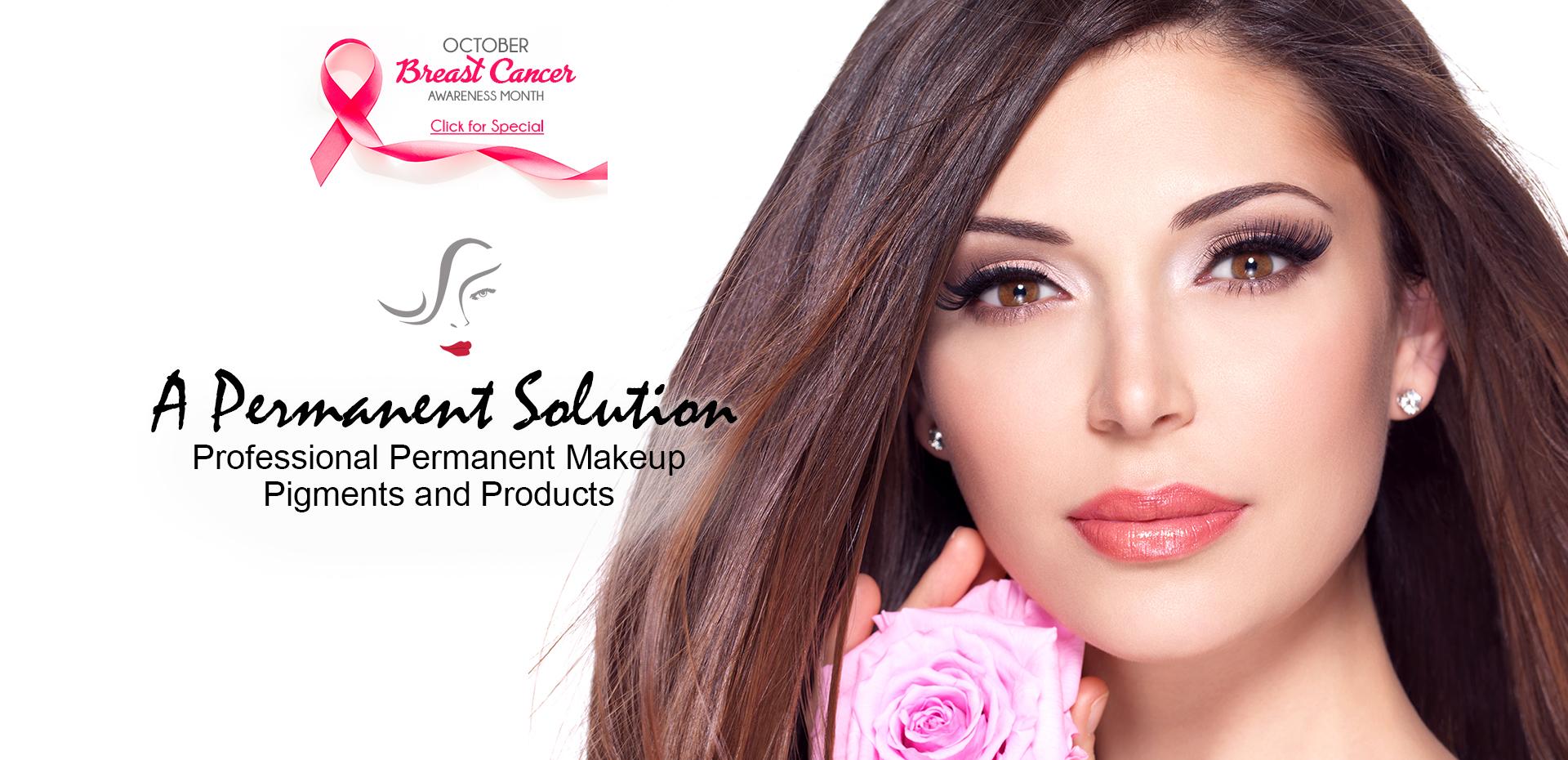 A Permanent Solution - Permanent Makeup Pigments